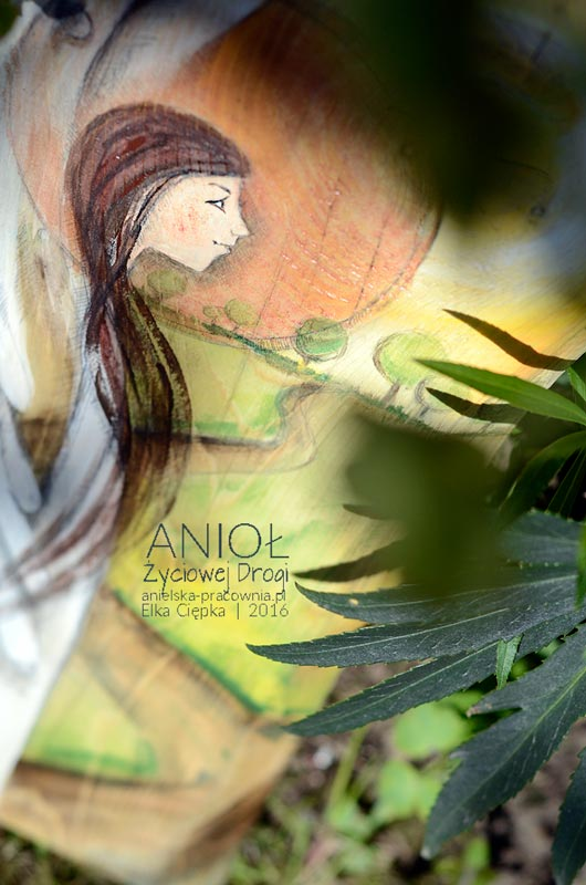 Anioł Życiowej Drogi - Oryginalny prezent na początek drogi życia