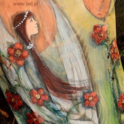 """""""Anioł Letniego Kwitnienia"""" dla tych, którzy kochają kwiaty i doskonale czują się na łonie natury"""