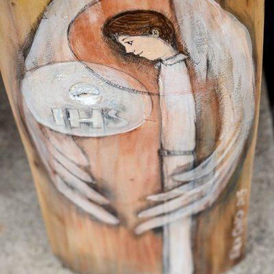 Anioł Eucharystii dla Chłopca - prezent na Pierwszą Komunię Świętą dla Chłopca