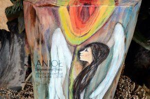 Anioł Bezgranicznej Ufności to Anioł pełen optymizmu, nadziei i wiary