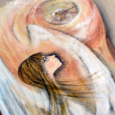 Anioł Opieki symbolem troski, wsparcia i opieki