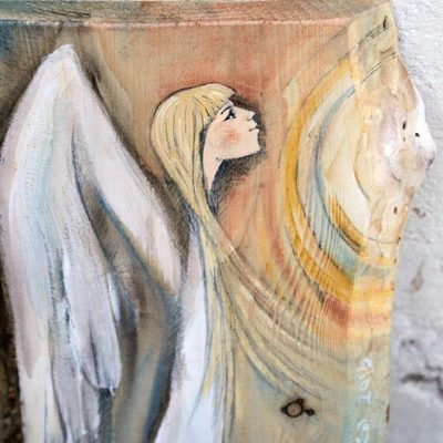 Anioł Wiary w Lepsze Jutro pomaga uwierzyć w lepsze jutro