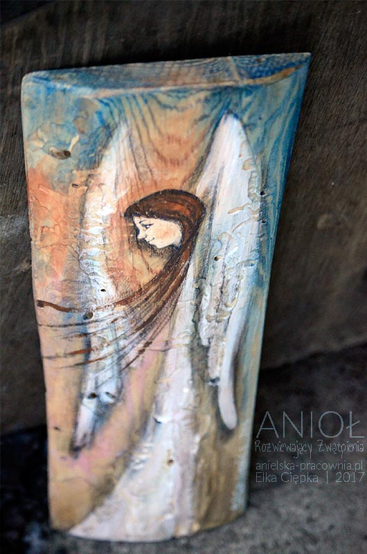 Anioł Rozwiewający Zwątpienia pomoże rozwiać wszelkie zwątpienia