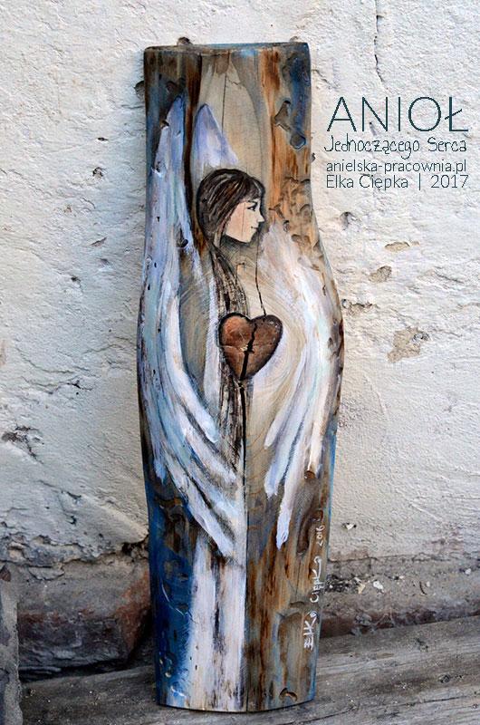 Anioł Jednoczącego Serca - scala, jednoczy i wzmacnia!