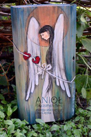Anioł Połączonych Serc łączy serca!