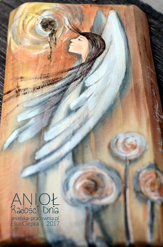 Anioł Radości Dnia - cieszmy się kazdym dniem!