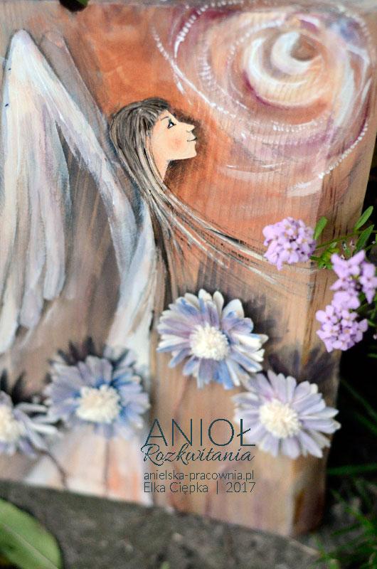 Jeśli komuś życzysz pięknego życia w dostatku, radości i zdrowiu, to podaruj mu Anioła Rozkwitania. Niech wszystko rozkwita w jego życiu!