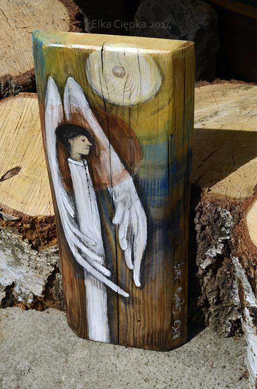 Anioł Opiekuńczy na każdą okazję dla chłopca lub mężczyzny
