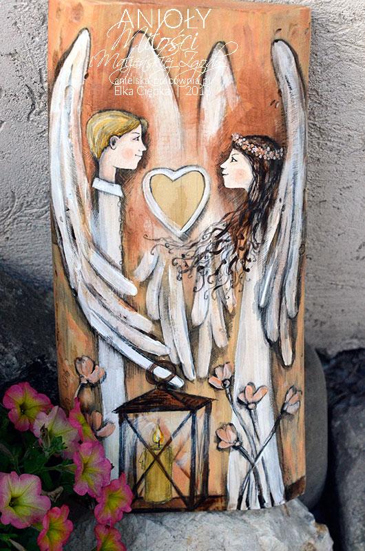 Anioły Miłości i Małżęńskiej Zgody to najlepszy prezent ślubny