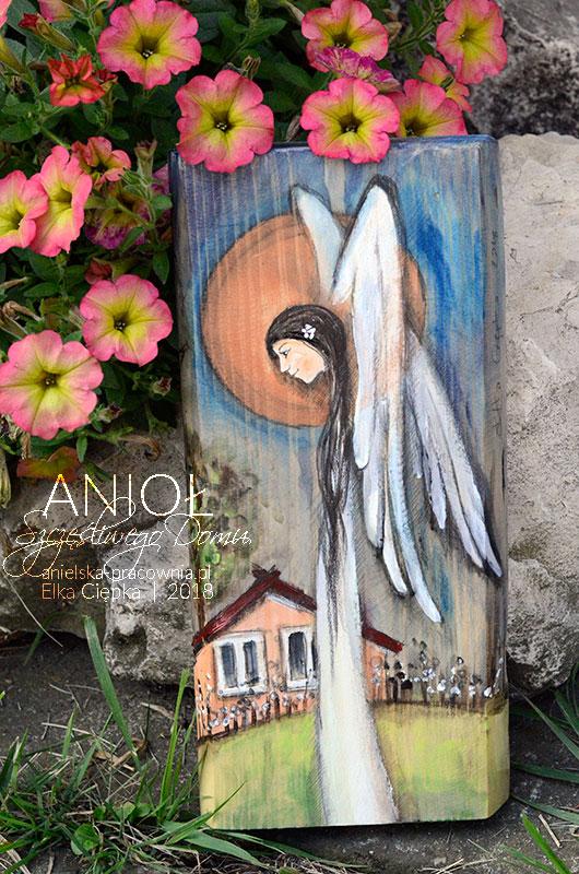 Anioł Szczęśliwego Domu to idealny prezent ślubny dla Młodych