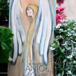 Słowiański Anioł Stróż to oryginalny prezent zarowno na chzrest, komunię, jak i inne okazje