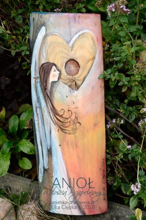 Anioł Miłością Przepełniony