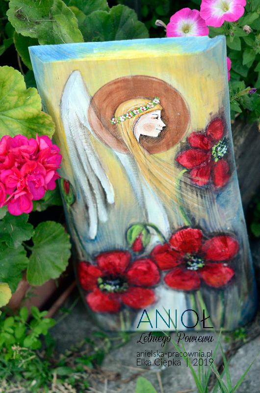 Anioł Letniego Powiewu odpowiedni na każdą okazję podczas całego lata